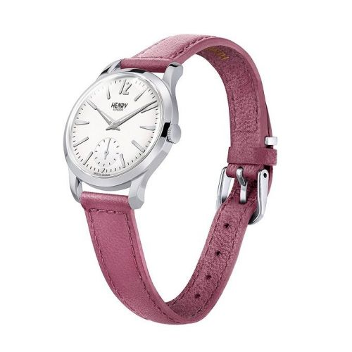 orologio solo tempo donna henry london Hammersmith HL30-US-0059