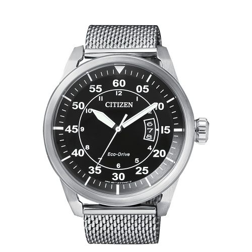 Orologio Crono Uomo Citizen AW1360-55E