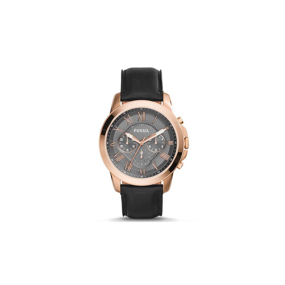 Orologio Crono Uomo Fossil Grant FS5085