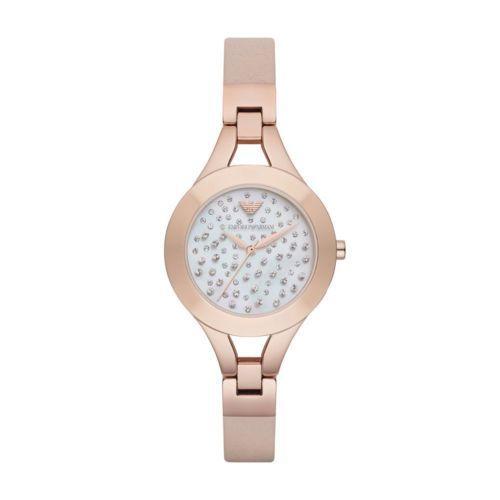 orologio solo tempo donna emporio armani Chiara AR7437
