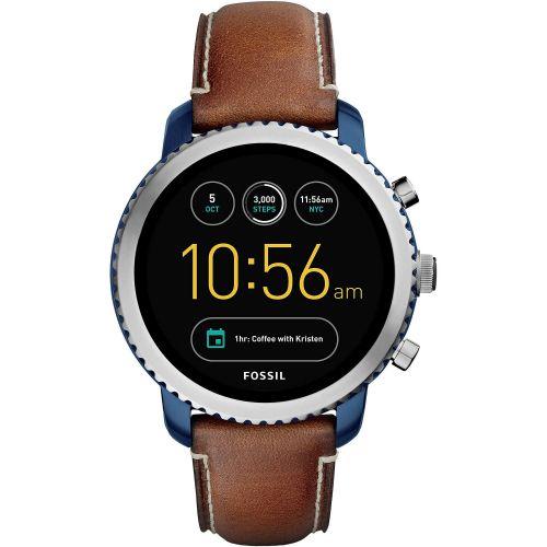 Orologio Smartwatch Uomo Fossil Explorist FTW4004