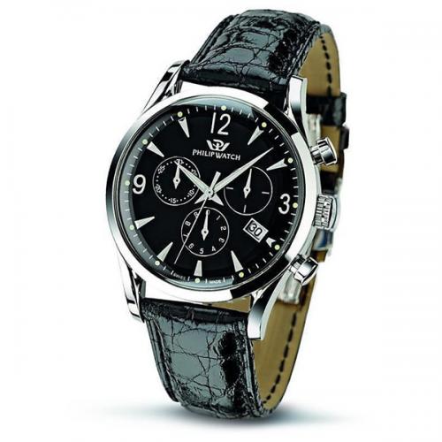 Orologio Cronografo Uomo Philip Watch Watch R8271908001
