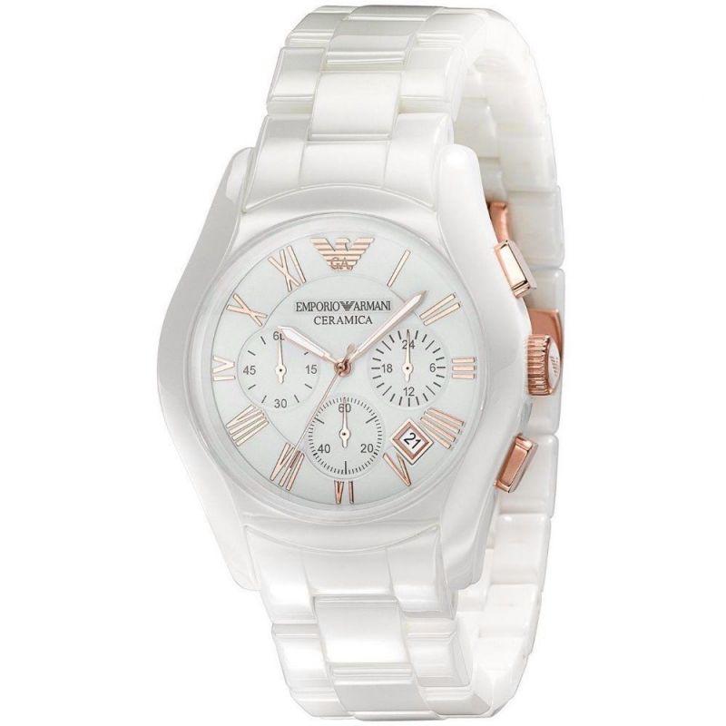 Orologio Cronografo Uomo Emporio Armani Watch AR1416