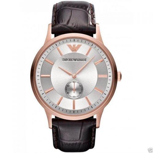 Orologio Solo Tempo Uomo Emporio Armani Watch AR9101