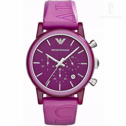 Orologio Cronografo Donna Emporio Armani Watch AR1059