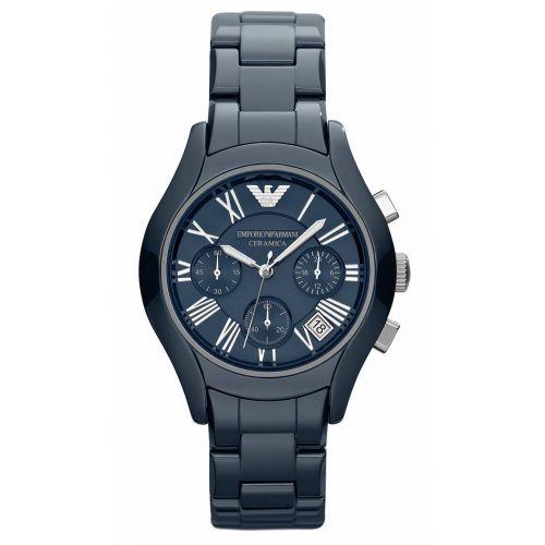Orologio Cronografo Uomo Emporio Armani Watch AR1470