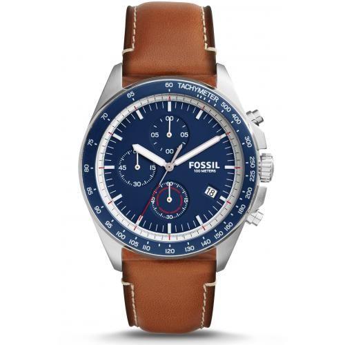 Orologio Cronografo Uomo Fossil Watch CH3039