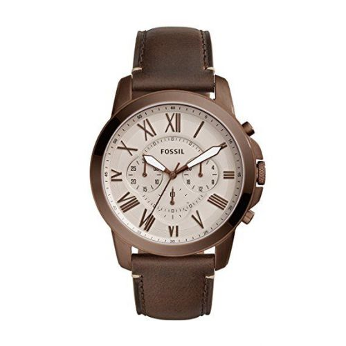 Orologio Cronografo Uomo Fossil Watch FS5344