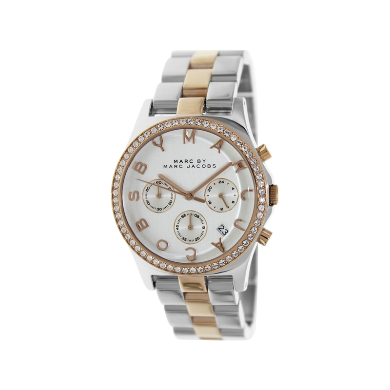 Orologio Cronografo Donna Marc Jacobs Watch MBM3106