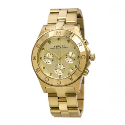 Orologio Cronografo Donna Marc Jacobs Watch MBM3101