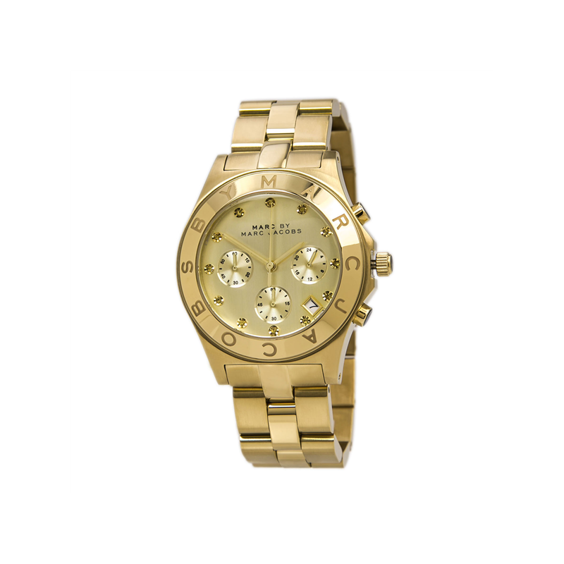 Orologio Cronografo Donna Marc Jacobs Watch MBM3101