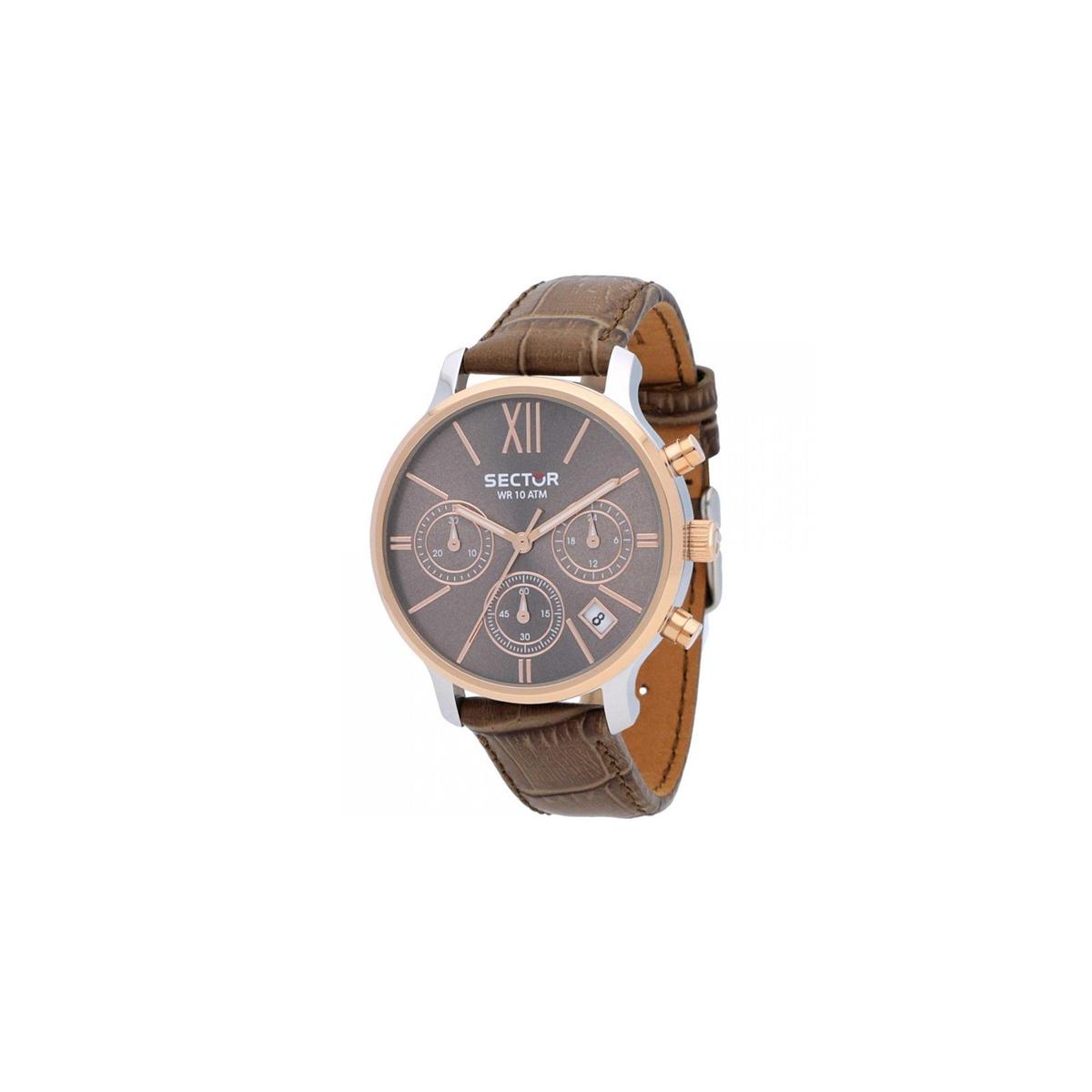 95bb8c217f0d Orologio Cronografo Uomo Sector Watch R3271693501
