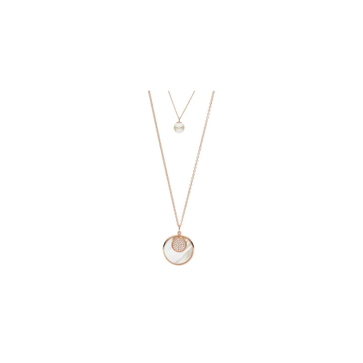 Collana Donna Fossil JF02961791
