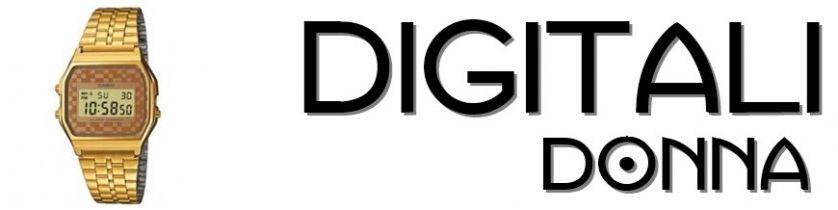 Orologi Digitali da Donna